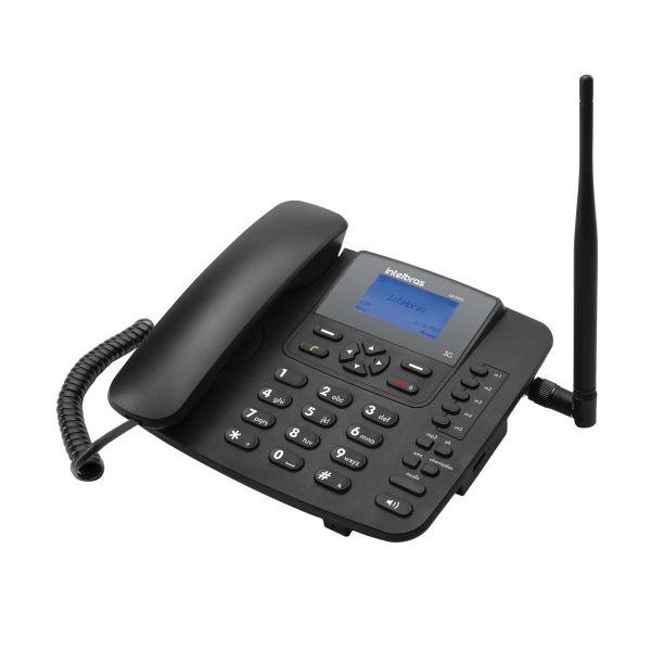 Telefone Celular Fixo Intelbras CF4201