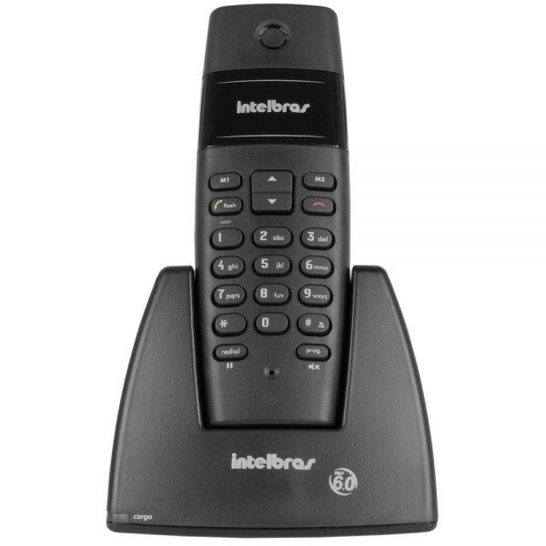 Telefone sem Fio Digital Intelbras TS40